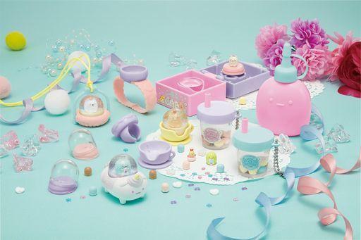 アガツマ 新品 おもちゃ きらきらスノードーム たぴおかパーク 「すみっコぐらし」