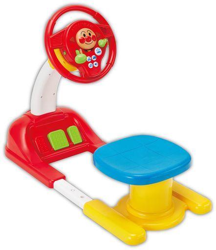 アガツマ 新品 おもちゃ おしゃべりいっぱい キッズドライバー 「それいけ!アンパンマン」