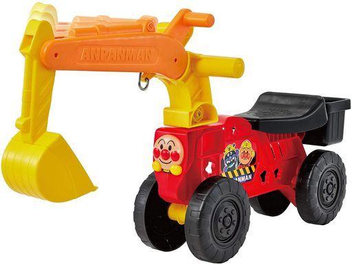 アガツマ 新品 おもちゃ ショベルカー 「それいけ!アンパンマン」
