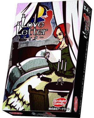 アークライト 新品 ボードゲーム ラブレター(Love Letter)