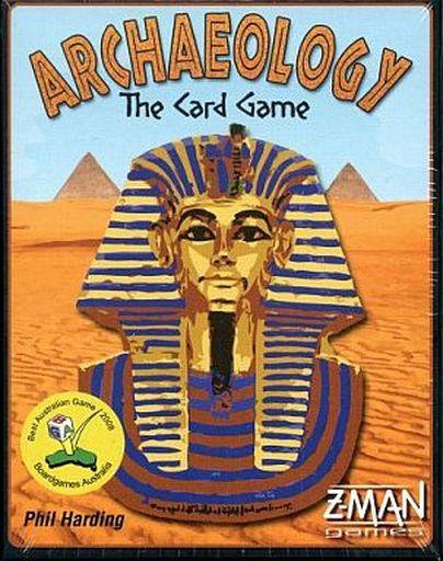 【中古】ボードゲーム 考古学 (Archaeology: The Card Game)