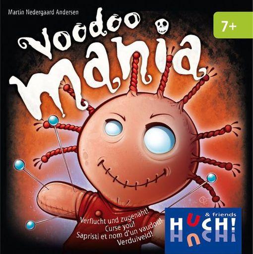 ジーピー/HUCH! 新品 ボードゲーム ブードゥーマニア (Voodoo Mania) [日本語訳付き]