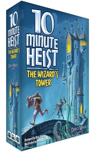 10分盗賊 魔法使いの塔 10 minute heist the wizard s tower 新品