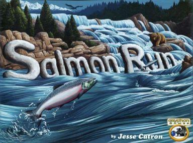 サケの遡上 (Salmon Run) [日本語訳付き]
