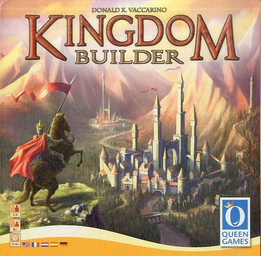[No Japanese translation] Kingdom Builder (Kingdom Builder)