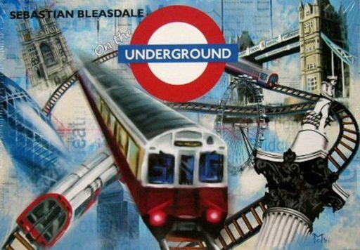 メトロでGO! (On the Underground) [日本語訳付き]