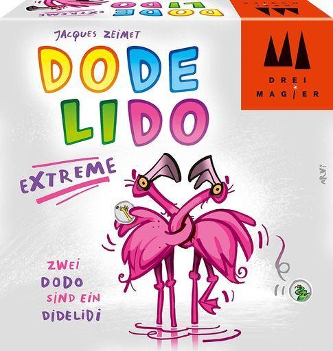 メビウスゲームズ/Drei Magier 新品 ボードゲーム ドデリドエクストリーム 多言語版 (Dodelido Extreame) [日本語訳付き]