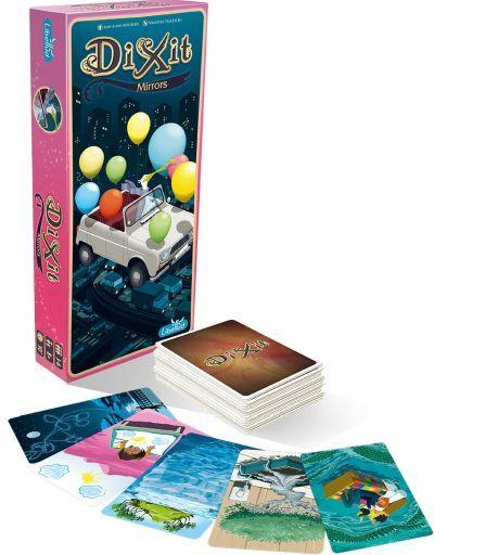 ホビージャパン 新品 ボードゲーム ディクシット:ミラーズ 多言語版 (Dixit: Mirrors)