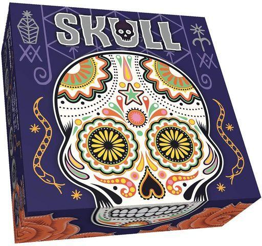 ホビージャパン 新品 ボードゲーム スカル 日本語版 (Skull)