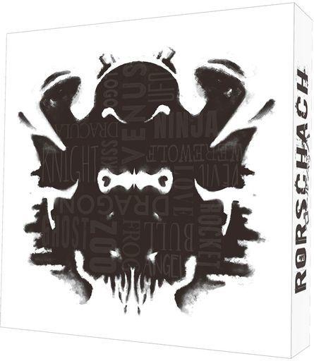 ホビージャパン 新品 ボードゲーム ロールシャッハ 日本語版 (Rorschach)