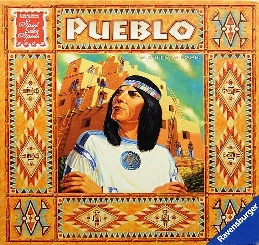 【中古】ボードゲーム [箱破損] プエブロ(Pueblo)