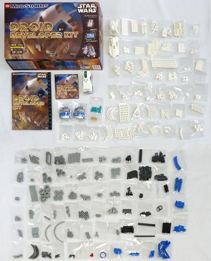 【中古】おもちゃ [開封済み] LEGO ドロイド ディベロッパーキット 「レゴ マインドストーム スター・ウォーズ」 9748