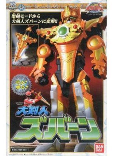 【中古】おもちゃ [ランクB] 大剣人ズバーン 「轟轟戦隊ボウケンジャー」