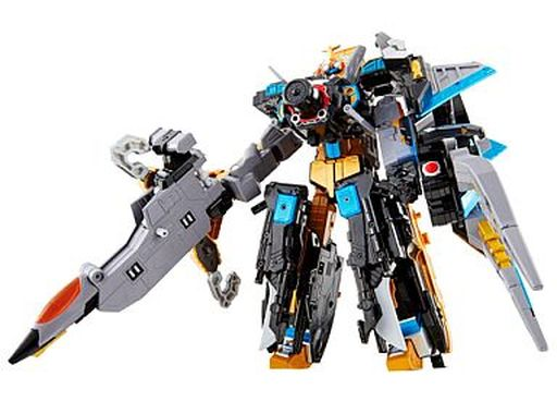 【中古】おもちゃ [破損品] バスターマシン DXバスターヘラクレスセット 「特命戦隊ゴーバスターズ」