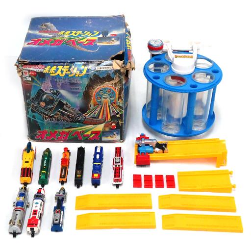 【中古】おもちゃ [ジャンク品] 未来ステーション オメガベース スタートレインセット「銀河鉄道999」 スタートレインシリーズ