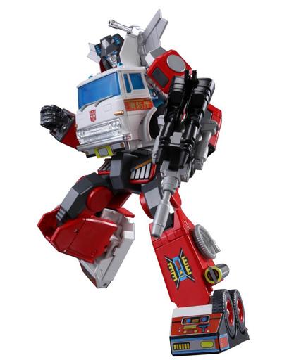 【中古】おもちゃ [破損品] MP-37 アートファイアー 「トランスフォーマー マスターピース」