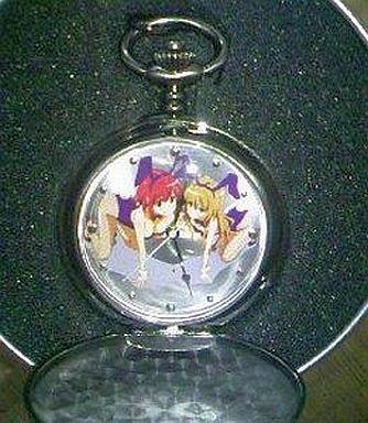 【中古】腕時計・懐中時計(キャラクター) 大河&実乃梨(バニーガール/シルバー) 懐中時計 「とらドラ!」