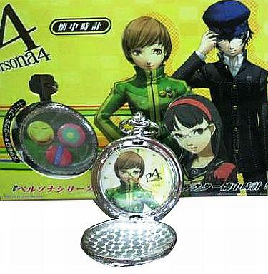 【中古】腕時計・懐中時計(キャラクター) ペルソナ4 懐中時計 里中千枝