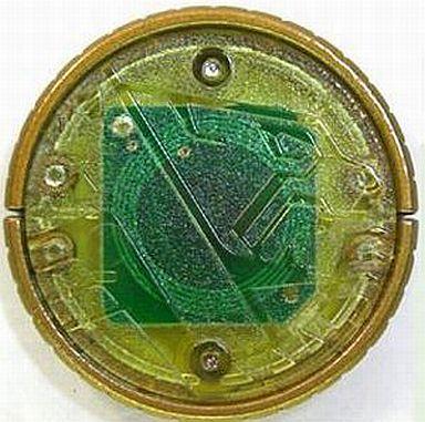 【中古】雑貨 オーメダル チーター・コア(黄)[カプセルオーメダル5]