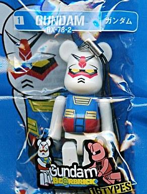 【中古】ストラップ(キャラクター) RX-78-2 ガンダム ストラップ 「機動戦士ガンダム PEPSI NEX Gundam BE@RBRICK-ベアブリック-」