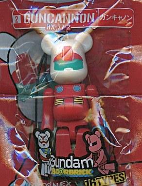 【中古】ストラップ(キャラクター) RX-77-2 ガンキャノン ストラップ 「機動戦士ガンダム PEPSI NEX Gundam BE@RBRICK-ベアブリック-」