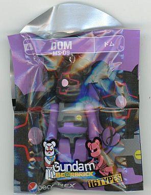 【中古】ストラップ(キャラクター) MS-09 ドム ストラップ 「機動戦士ガンダム PEPSI NEX Gundam BE@RBRICK-ベアブリック-」