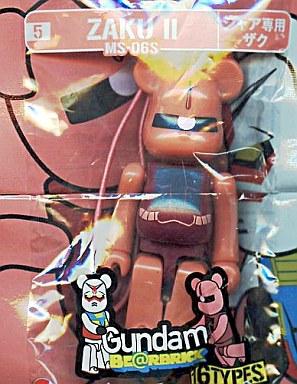 【中古】ストラップ(キャラクター) MS-06S シャア専用ザク ストラップ 「機動戦士ガンダム PEPSI NEX Gundam BE@RBRICK-ベアブリック-」