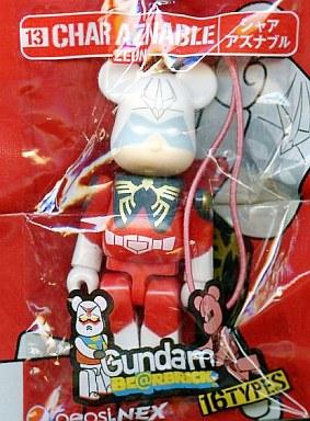 【中古】ストラップ(キャラクター) シャア・アズナブル ストラップ 「機動戦士ガンダム PEPSI NEX Gundam BE@RBRICK-ベアブリック-」
