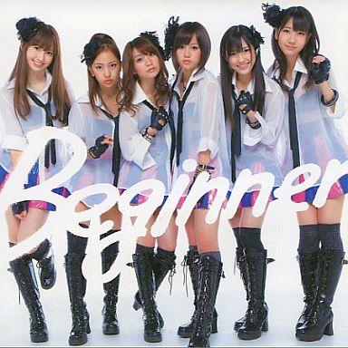 AKB48 Beginner 歌詞カード 週刊...