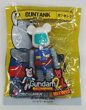 【中古】ストラップ(キャラクター) RX-75 ガンタンク ストラップ 「機動戦士ガンダム PEPSI NEX Gundam BE@RBRICK ベアブリック Vol.2」
