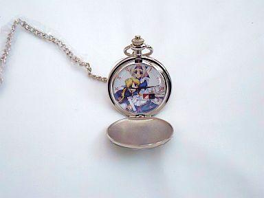 【中古】腕時計・懐中時計(キャラクター) 朱-Aka- 通常版 げっちゅ屋特典 懐中時計