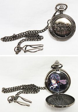 【中古】腕時計・懐中時計(キャラクター) 黒猫 懐中時計 Vol.2 「俺の妹がこんなに可愛いわけがない」