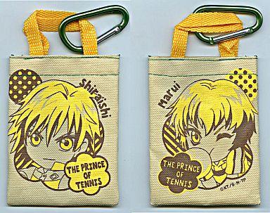 【中古】バッグ(キャラクター) B.白石&丸井 バッグチャームバッグ「テニスの王子様」
