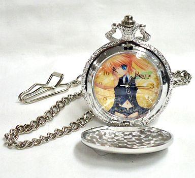 【中古】腕時計・懐中時計(キャラクター) 中津静流 懐中時計 「Rewrite-リライト-」