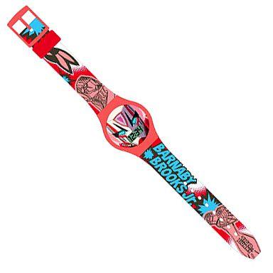 【中古】腕時計・懐中時計(キャラクター) バーナビー・ブルックスJr. TIGER&BUNNY デジタルウォッチ