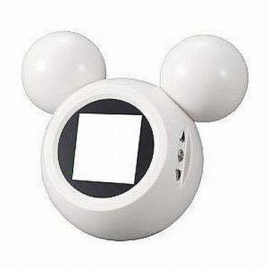 【中古】家電サプライ他(キャラクター) ミッキー・マウス デジポッド(デジタルフォトフレーム/ホワイト)