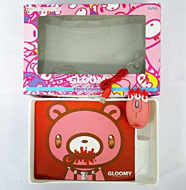 【中古】マウスパッド(キャラクター) B.瞳に映るピティ君(ピンク) Re:腕グル?ミ?マウス&マウスパッドセット 「チャックスGP」