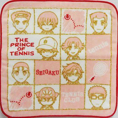 【中古】タオル・手ぬぐい(キャラクター) 青学 ハンドタオル「テニスの王子様」