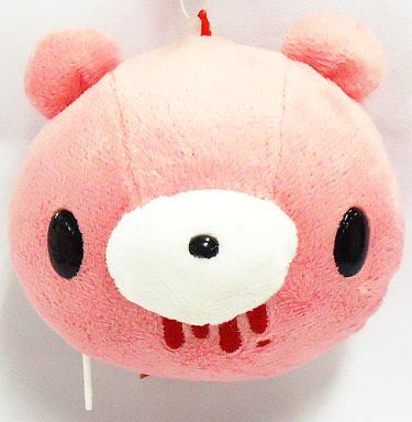 【中古】スピーカー(キャラクター) グル?ミ?(ピンク) 顔グル?ミ?ポータブルスピーカー 「チャックスGP」