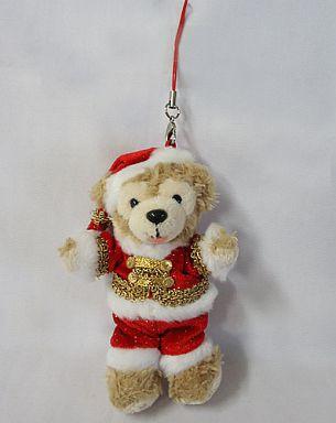 【中古】ストラップ(キャラクター) ダッフィー(クリスマス2009) ストラップ 「ディズニーべア」