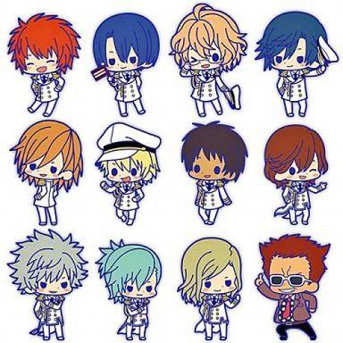 【中古】ストラップ(キャラクター) 全12種セット 「ラバーストラップコレクション うたの☆プリンスさまっ♪Shining All Star CD」