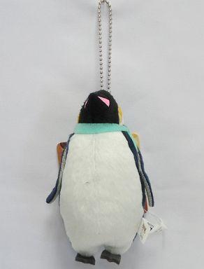 【中古】キーホルダー・マスコット(キャラクター) ペンギンさん カバンに付けられるぬいぐるみ 「しろくまカフェ」