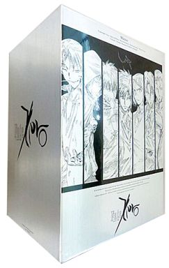 集合 I&II収納BOX 「Bru-ray Fate/Zero Disk Box II」 アニメイト購入特典