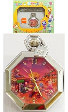 【中古】腕時計・懐中時計(キャラクター) Autumn ポケットウォッチ 「とびだせ どうぶつの森」