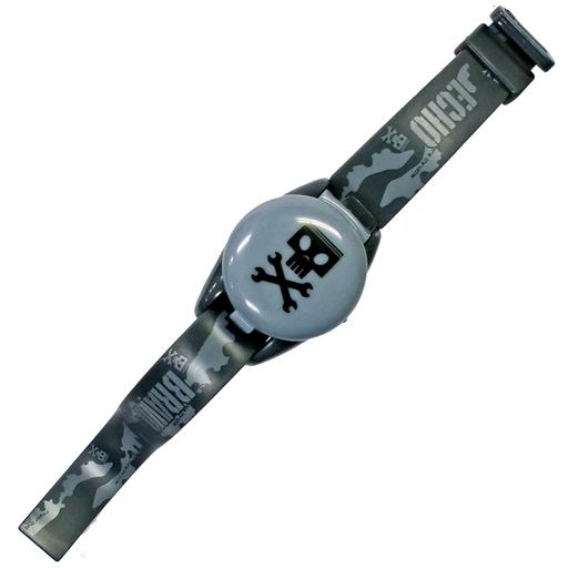 【中古】腕時計・懐中時計(キャラクター) エコー&ブラボー 「キャラウォッチ プレーンズ」