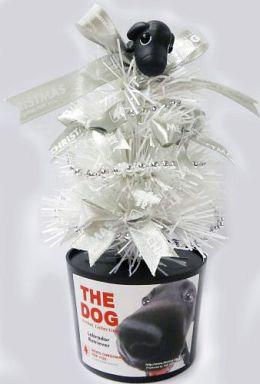 【中古】小物(キャラクター) ラブラドール・レトリバー クリスマスファイバーツリー 「THE DOG」