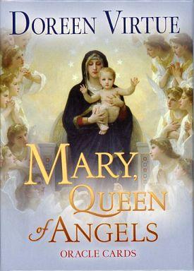 【中古】小物(キャラクター) マリアオラクルカード (Mary Queen Angels Oracle Cards)
