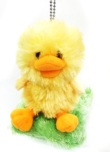 【中古】キーホルダー・マスコット(キャラクター) ウィッツィー(芝生) ゆらゆらマスコット 「Suzy's Zoo」
