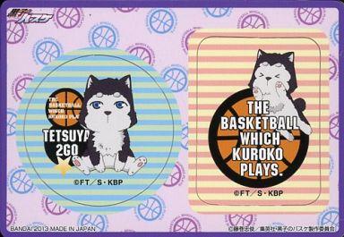 【中古】小物(キャラクター) 7.テツヤ2号&バスケットボール 「カードダス 黒子のバスケ マグネット」