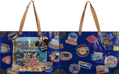 【中古】バッグ(キャラクター) ミッキー&ミニー&ダッフィー&シェリーメイ ショッピングバッグ 「ミッキーとダッフィーのスプリングヴォヤッジ2012」 東京ディズニーシー限定